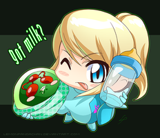 Metroid Other M(other) by lemonpandachan