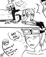 OP Comic: where's my nodachi? by eagle-eyes