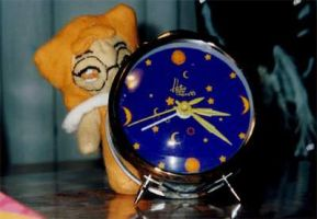 rere and the clock by saethewitch