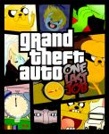 Grand Theft Auto: One Last Job by SpinninMan