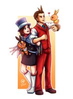 Apollo Justice, I choose you! by raposavyk