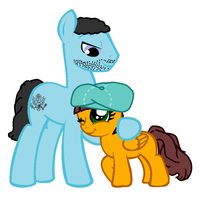 Me and Dad by DisneyFanatic2364