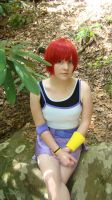 Kairi Taking A Break by Foxy-Cosplay