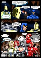 Justice League - Initiations (38) Return by adamantis