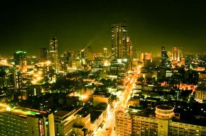 Bankok By Night by tuebengtsson