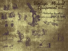 Vintage: medical equipment by rationalrn