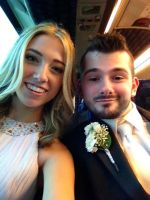 Me and My Prom Date by SarcasticBoy95
