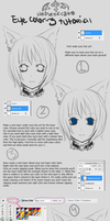 .: Anime Eyes Tutorial :. by HouseofCatz