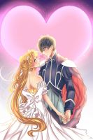 serenity and endymion by Invader-celes