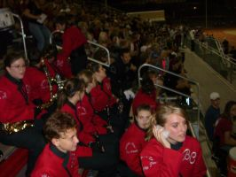 BCHS Marching Band by nikiparker