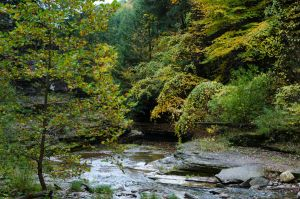 Ithaca in the Fall stock 008 by FairieGoodMother