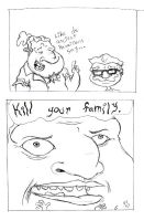 Rocket Power Fan Comic by dustindemon