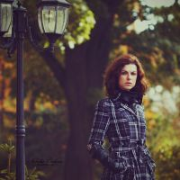 Autumn Portrait by NataliaCiobanu
