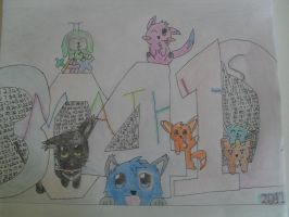 numbers_animals by anime-lover64