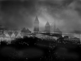 HAUNTED CASTLE by CorazondeDios