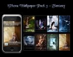 iPhone_iPod Touch WP 3 Fantasy by FrozenStarRo