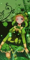 My green Edit by LonelyYuukiHime