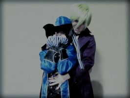 Be Afraid - Alois and Ciel by cloudsofsand