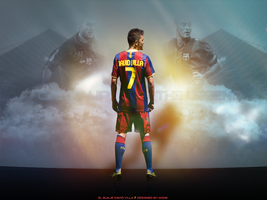 EL GUAJE DAVID VILLA by MQ18