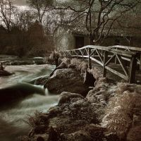 Le Petit Pont II by Anrold