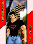 Superboy by TreStyles