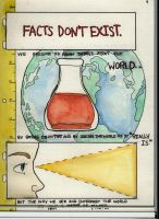 FACTS DON'T EXIST 1 by bluecuttlefish