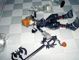 Kingdom Hearts Sora 01 by Luppi-san