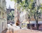Rue du Haut Pave by micorl