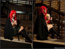 Shakugan No Shana: Melon Bread by CosplayerWithCamera