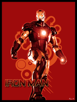Iron Man by an43sthesia