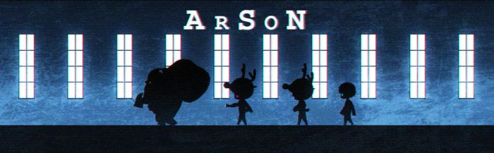 Arson (Horror Game) by Mikeinel