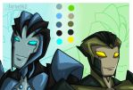 TFPrime: Wild Brothers by Israel42