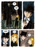 221B Baker Street page by herbertzohl