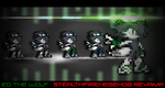 Stealthy Ed Revamp - For Competition by StealthFireHedgehog