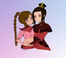 Tyzula in Color by EndlessDestiny