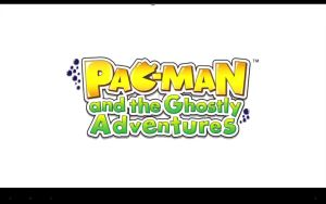 Pac Man And The Ghostly Adventures Logo Screenshot by Tianahasitall10