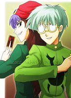 Underrated duelists by The-PirateQueen
