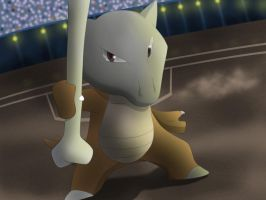Marowak by All0412