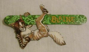 Blaine PopBadge by FablePaint