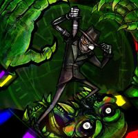 Psychedelic Psychodelic by Crowbawt