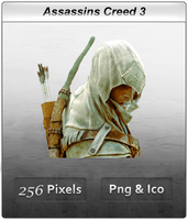Assassins Creed 3 icon by awsi2099