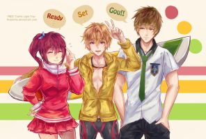 FREE!: Traffic Light Trio!! by Fiveonthe