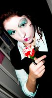 With the roses painted red by thexlookingxglass