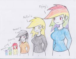 My Little Flash Problems by Ideal1deas