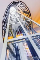 Vienna Staircase 01 by Nightline