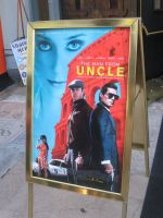 The Man from Uncle Movie Premiere by granturismomh