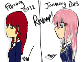 Redraw meme (plus revamp) by Ask-ErikandOthers