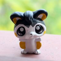 Emolga inspired LPS custom by pia-chu