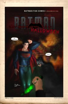 Superbat A Halloween tale (2016) 01 by freakyzzang