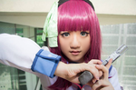 Angel Beats - Yuri cosplay by GreenTea-Ice